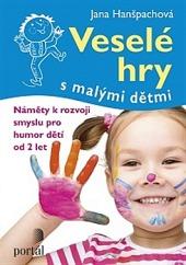 Veselé hry s malými dětmi obálka knihy