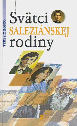 Svätci saleziánskej rodiny obálka knihy