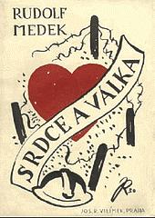 Srdce a válka obálka knihy