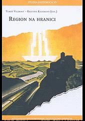 Region na hranici obálka knihy