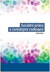 Sociální práce s romskými rodinami obálka knihy