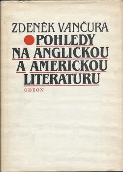 Pohledy na anglickou a americkou literaturu obálka knihy