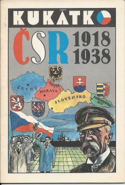 ČSR 1918 - 1938