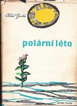 Polární léto obálka knihy