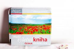 Malá výletní kniha Česká republika obálka knihy
