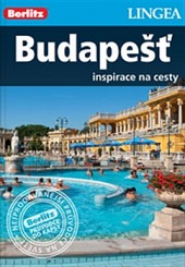 Budapešť - inspirace na cesty obálka knihy