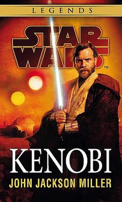 Star Wars - Kenobi obálka knihy