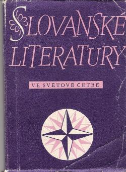 Slovanské literatury ve Světové četbě - prop. almanach obálka knihy
