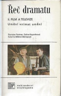 Řeč dramatu (Umění vnímat umění) - II. Film a televize obálka knihy