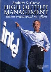High output management obálka knihy