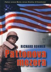 Pattonova mezera obálka knihy