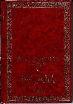 Islám obálka knihy
