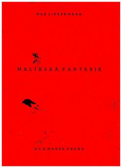 Malířská fantasie obálka knihy