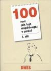 100 rad jak být úspěšnější v práci - I. díl