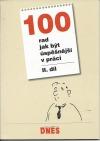 100 rad jak být úspěšnější v práci - II. díl