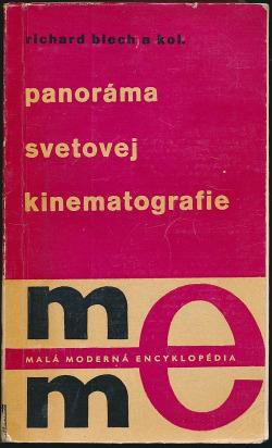 Panoráma svetovej kinematografie obálka knihy