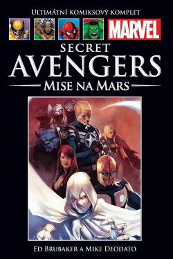 Secret Avengers: Mise na Mars obálka knihy
