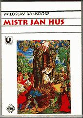 Mistr Jan Hus obálka knihy