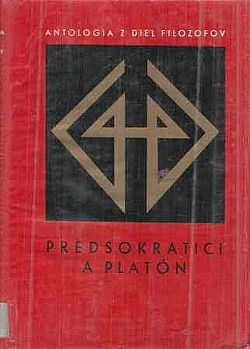 Predsokratici a Platón obálka knihy