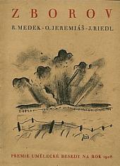 Zborov obálka knihy