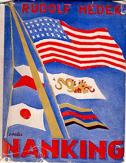 Nanking obálka knihy