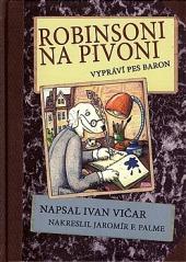 Robinsoni na Pivoni : vypráví pes Baron obálka knihy