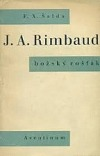 J. A. Rimbaud - Božský rošťák obálka knihy