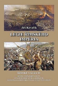 Legie římského impéria obálka knihy