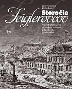 Storočie Feiglerovcov obálka knihy