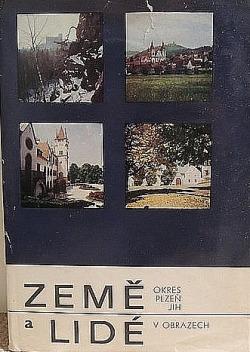 Země a lidé: Okres Plzeň - jih v obrazech obálka knihy