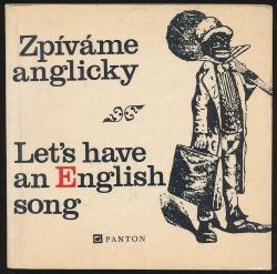 Zpíváme anglicky obálka knihy