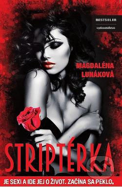 Striptérka obálka knihy