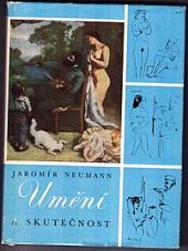 Umění a skutečnost obálka knihy