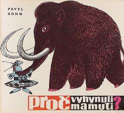 Proč vyhynuli mamuti? obálka knihy