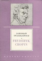 Fryderyk Chopin obálka knihy