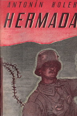 Hermada: Obrázek z italské fronty obálka knihy