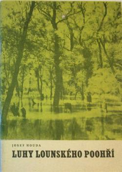 Luhy lounského Poohří obálka knihy