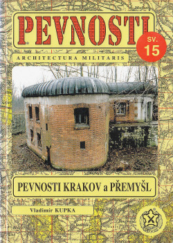 Pevnosti Krakov a Přemyšl obálka knihy