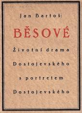 Běsové obálka knihy