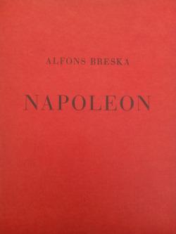 Napoleon obálka knihy