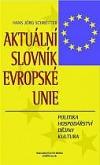 Aktuální slovník Evropské unie obálka knihy