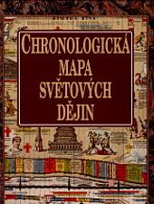 Chronologická mapa světových dějin obálka knihy