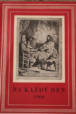 Na každý den 1960 obálka knihy
