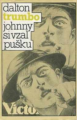 Johnny si vzal pušku obálka knihy
