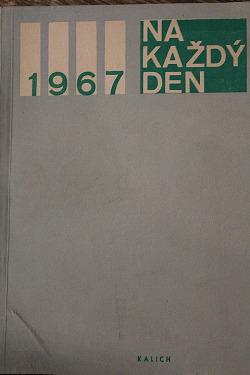 Na každý den 1967 obálka knihy