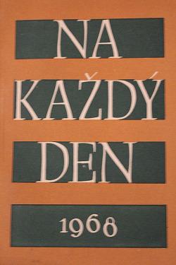 Na každý den 1968 obálka knihy