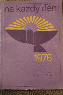 Na každý den 1976 obálka knihy
