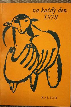 Na každý den 1978 obálka knihy