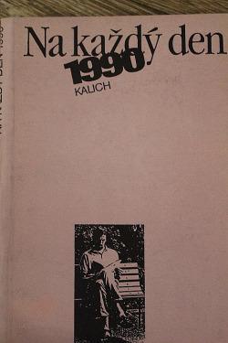Na každý den 1990 obálka knihy