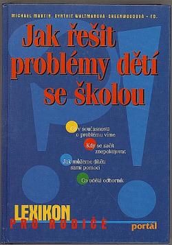 Jak řešit problémy dětí se školou obálka knihy